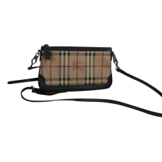 Handtasche Leder Burberry