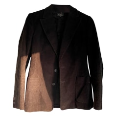 Blazer, veste tailleur APC  pas cher