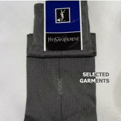 Chaussettes Yves Saint Laurent  pas cher