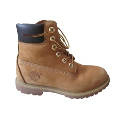 Chaussures à lacets  Timberland Bottes pas cher