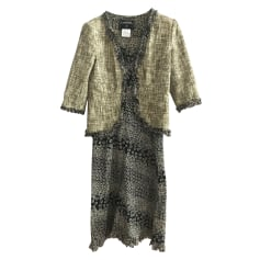 Tailleur robe Chanel  pas cher