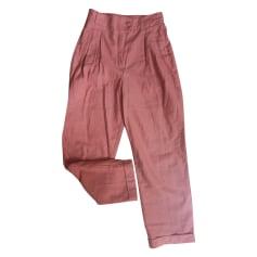 Tapered Pants Des Petits Hauts