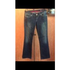 Jeans évasé, boot-cut Guess  pas cher