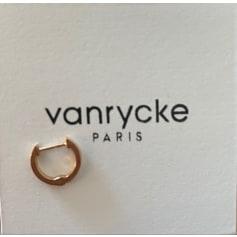 Boucles d'oreilles Vanrycke  pas cher
