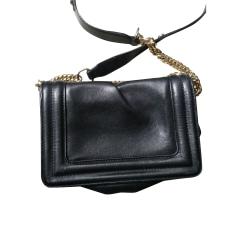 Leather Shoulder Bag Sandro