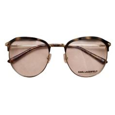 Monture de lunettes Karl Lagerfeld  pas cher