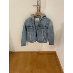 Veste en jean Zara  pas cher