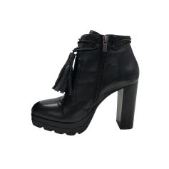 Bottines & low boots à compensés Bruno Premi  pas cher