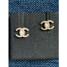 Boucles d'oreille Chanel J12 pas cher