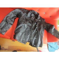 Leather Jacket Kaporal