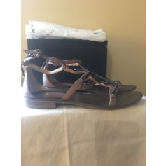 Sandales plates  Fru.it  pas cher