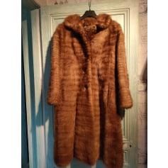 Manteau en fourrure Doucet  pas cher