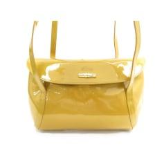 Leather Handbag Longchamp