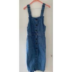 Robe en jeans Monoprix  pas cher