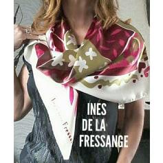 Foulard Inès de la Fressange  pas cher