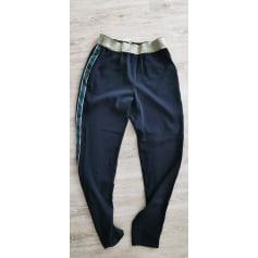 Pantalon droit Culture  pas cher