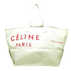 Sac XL en tissu Céline  pas cher