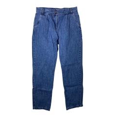 Straight-Cut Jeans  Vanessa Seward