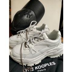 Baskets The Kooples  pas cher