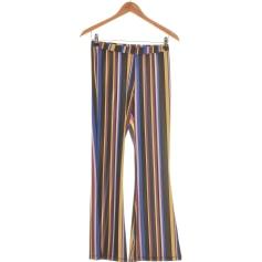 Pantalon évasé Asos  pas cher