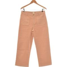 Straight-Cut Jeans  Des Petits Hauts