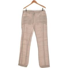 Pantalon droit Lola Espeleta  pas cher