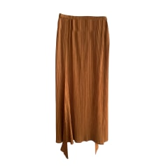 Jupe longue Pleats Please by Issey Miyake  pas cher