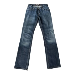 Jeans droit Moschino  pas cher