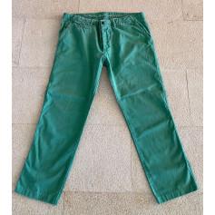 Straight Leg Pants Massimo Dutti