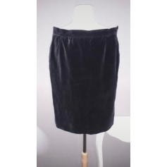 Jupe mi-longue Yves Saint Laurent  pas cher