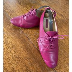 Chaussures à lacets  Longchamp  pas cher