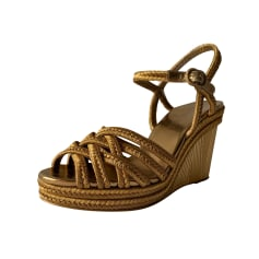 Wedge Sandals Chanel
