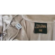 Robe mi-longue Jean Paul Gaultier  pas cher