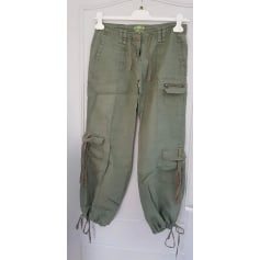 Pantalon large Creeks  pas cher