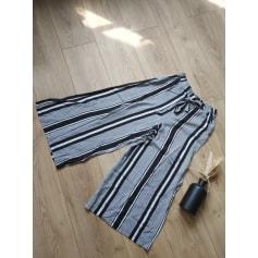Pantalon large CC COLLECTION  pas cher