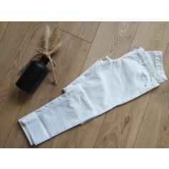 Pantalon droit Quai De Seine  pas cher