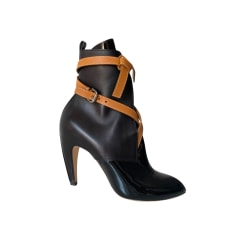High Heel Ankle Boots Louis Vuitton