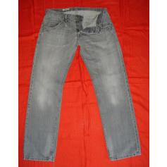 Jeans droit Pepe Jeans  pas cher