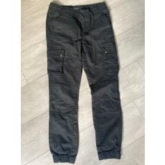 Pantalon droit Jennyfer  pas cher