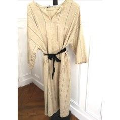 Robe mi-longue Closed  pas cher