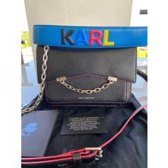 Lederhandtasche Karl Lagerfeld