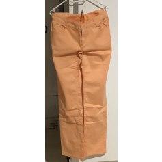 Pantalon slim, cigarette Tex Woman  pas cher