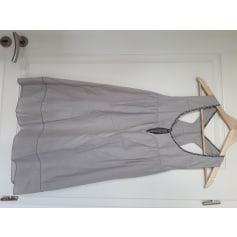 Robe courte Coupee  pas cher