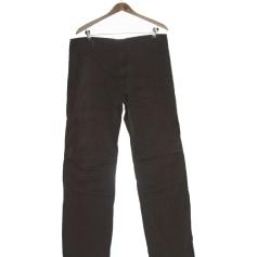 Straight Leg Pants Quiksilver