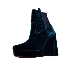 Bottines & low boots à compensés Vanessa Bruno  pas cher