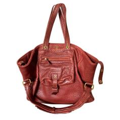 Leather Shoulder Bag Jerome Dreyfuss