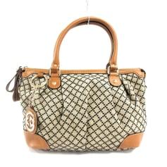 Stoffhandtasche Gucci