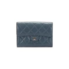 Portefeuille Chanel  pas cher