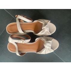 Sandales compensées What For  pas cher