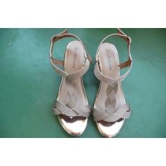 Sandales compensées Abloom  pas cher